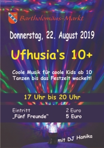 2019_BartholomäMarkt_Flyer_Kinderdisco